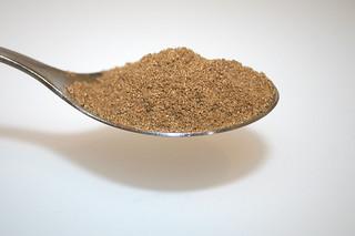 12 - Zutat Koriander / Ingredient coriander