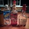 Forgive me, #MakersMark. I know not what I do. #bourbon #whisky #DeKuyper #pucker #seltzer