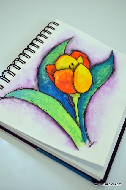 Simple Tulip