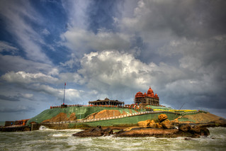Vivekananda Rock Memorial , Kanyakumari | by Premnath Thirumalaisamy