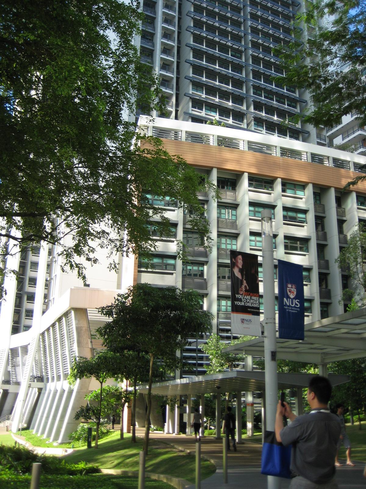 NATIONAL UNIVERSITY OF SINGAPORE Image