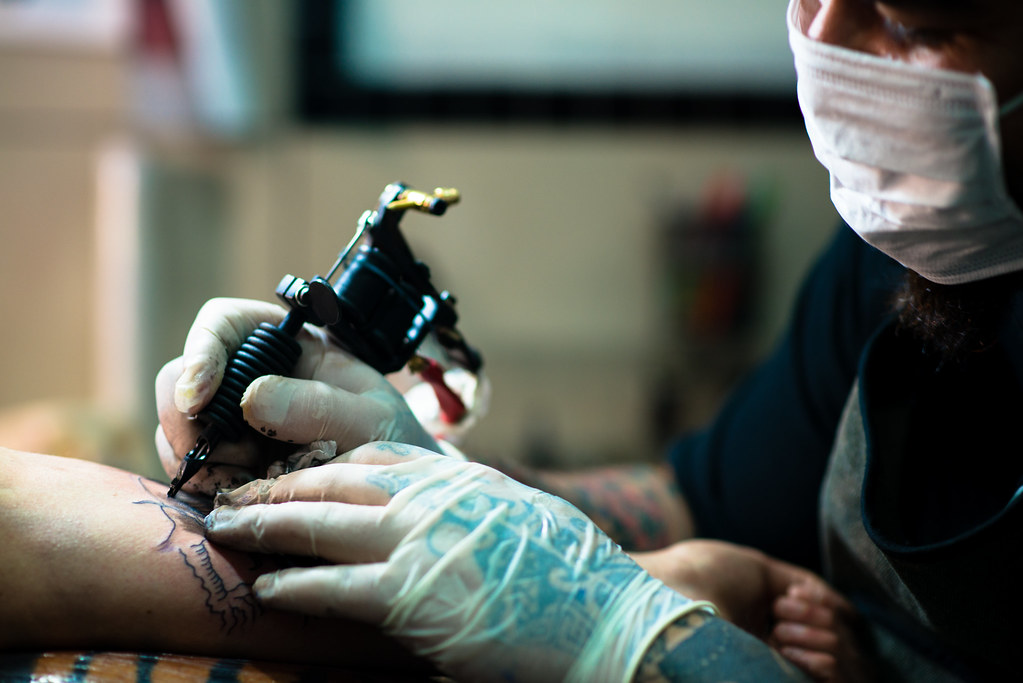 how tattoos affect the skin 1), researchers analyzed tattooed skin samples using a variety of  can affect the  proteins in skin cells surrounding a tattoo, and in rare cases,.