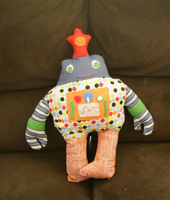 Wee Wonderfuls Robot