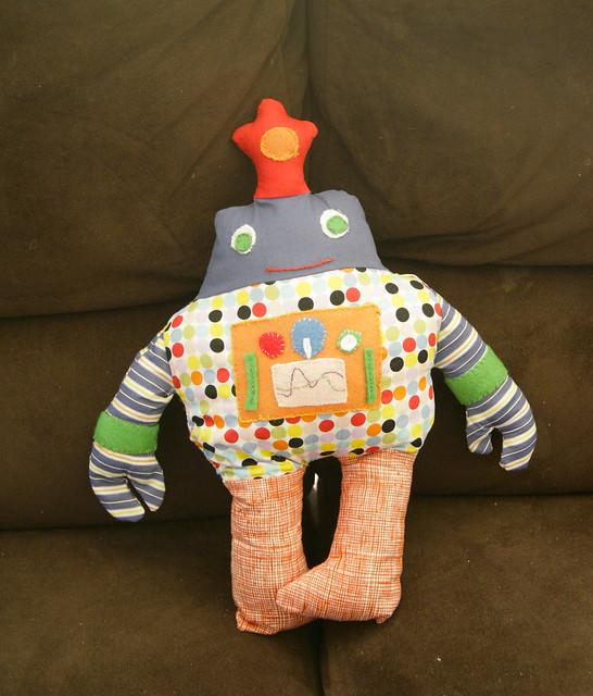 Wee Wonderfuls Robot