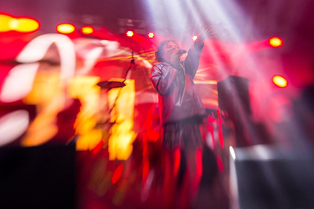 Ceremonia Festival 2014: !!!