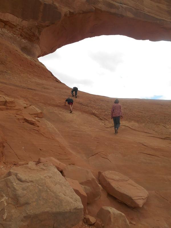 Wilson Arch, La Sal, UT (3)