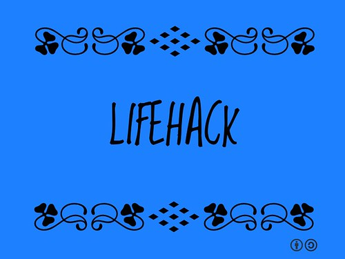 Buzzword Bingo: Lifehack