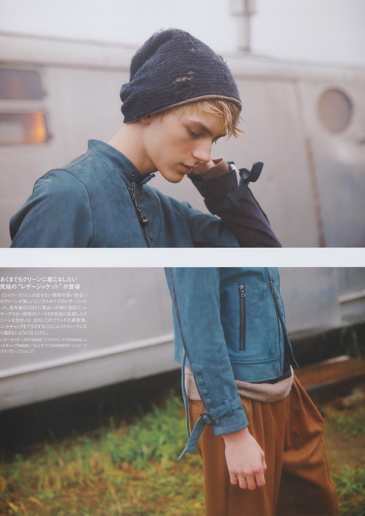 Dominik Sadoch0003(men's FUDGE vol.58 2013_12)