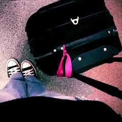 Viajar é uma delícia, mas a sensação de estar voltando para casa também é muito boa! #100happydays #day35