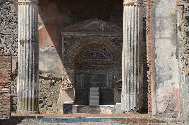 House of the Large Fountain, Pompeii