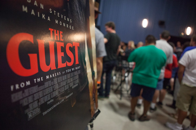 The Guest Dallas Screening-276