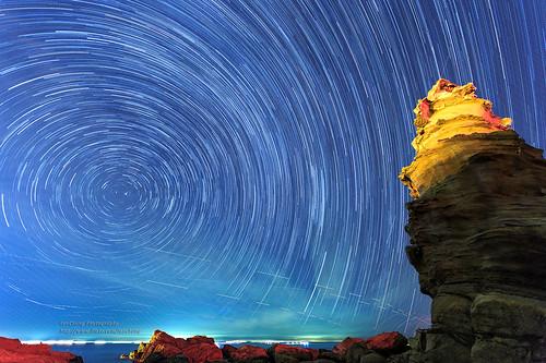 sea sky seascape clouds landscape star taiwan 基隆 seacoast keelung 東北角 6d northeastcoast 海邊 冰淇淋 南雅 石筍 南雅奇岩 風景攝影 ef1635mmf28liiusm 1635lii 海蝕地形 瑞芳區 台灣影像 風化地形