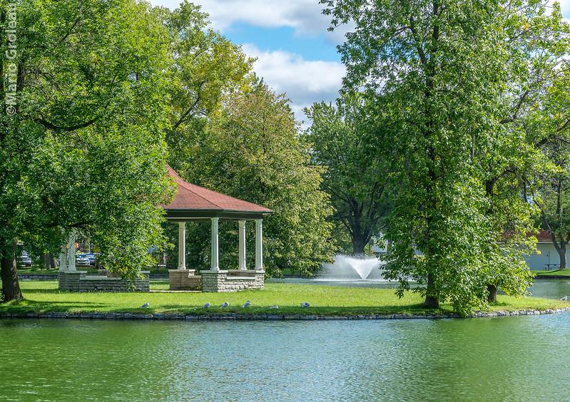 Étang du Parc Pie XII - Trois-Rivières