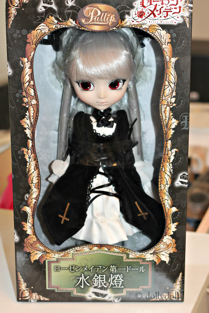 Pullip Suigintou 2014 in box