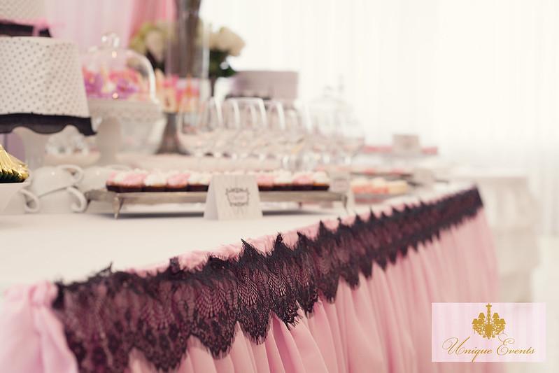 Unique Events: декорации для свадьбы > Фото из галереи `Petrecere în stil Coco Chanel`