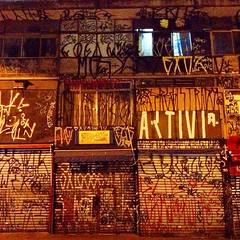 Gotham feelings in #Downtown #Sampa #graffiti #streetart