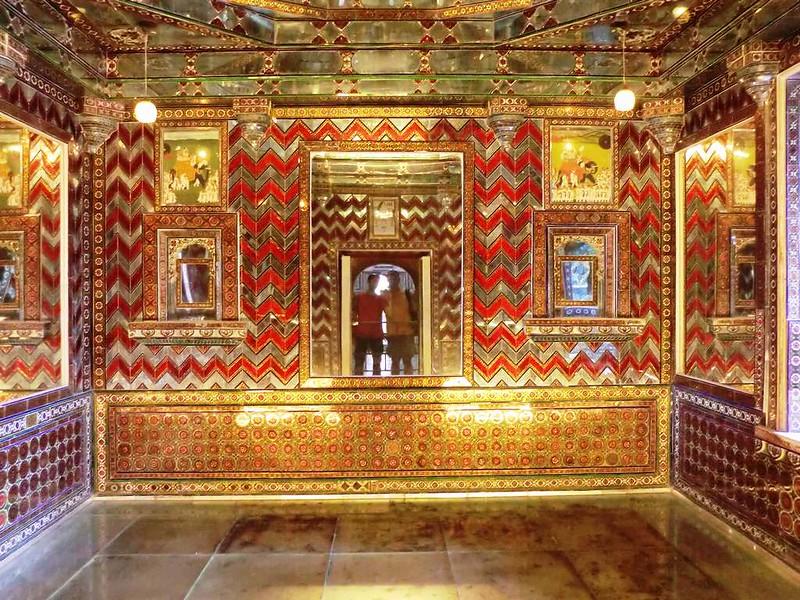 128 City Palace en Udaipur (54)