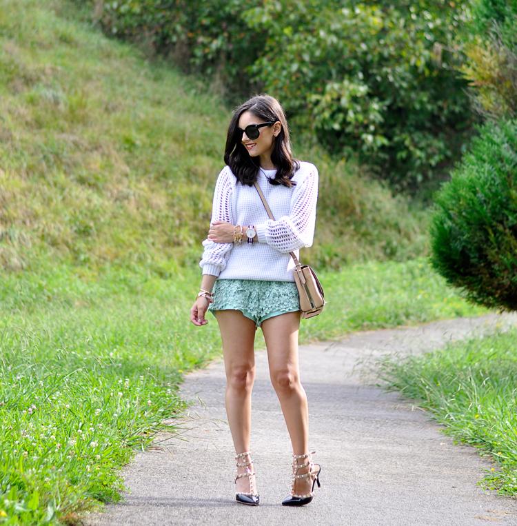 Mint Shorts_04