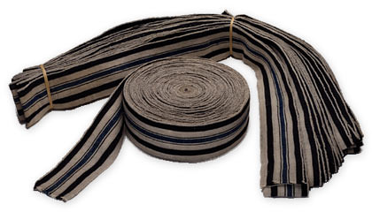 cloth currency strips