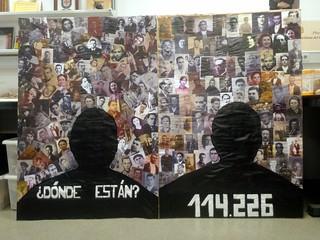 Día Internacional del Desaparecido (Ponferrada-2014)