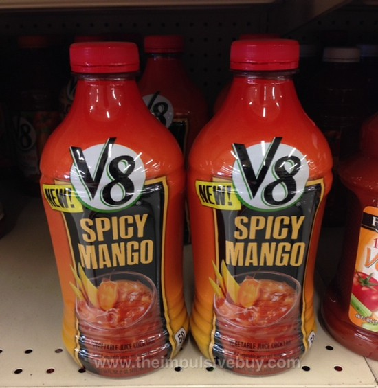 V8 Spicy Mango