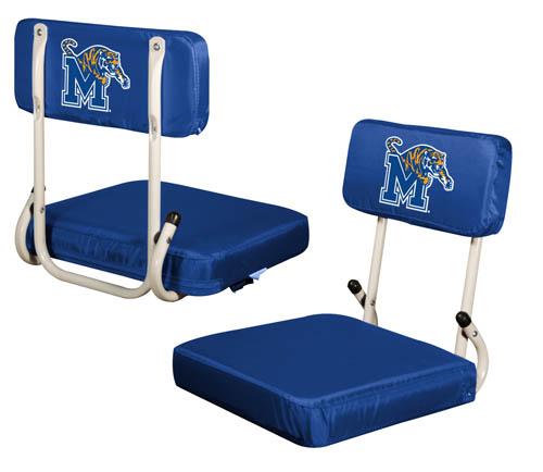 Memphis Tigers Hard Back Stadium Seat