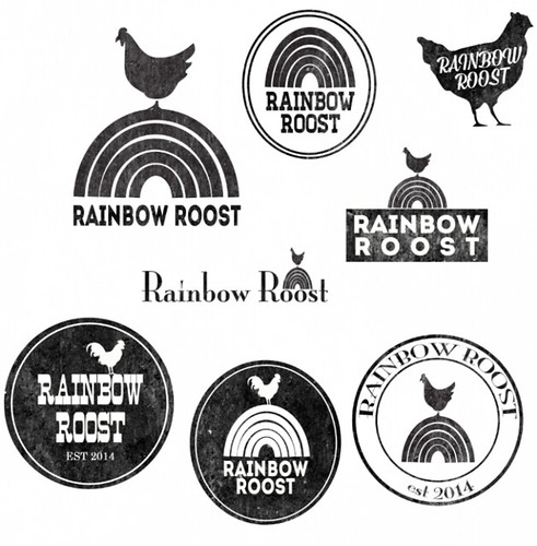 all rainbow roost ideas