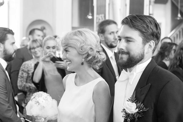 På bröllop i Nora