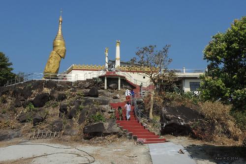 pagoda burma myanmar mawlamyine nwalabopagoda