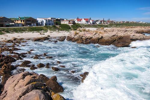 Bay, Afrique du sud de Lambert