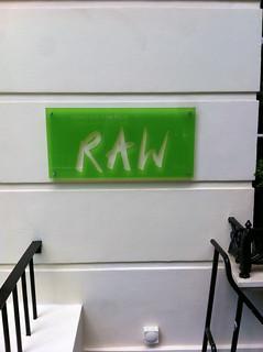 raw, london
