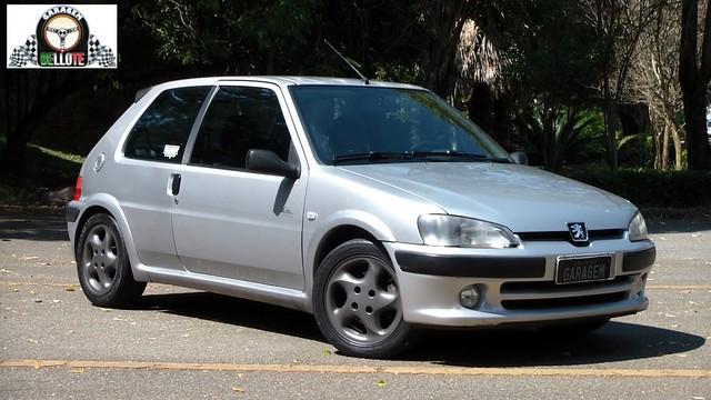 Peugeot 106 Quiksilver (1.6 16V)