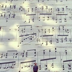 sheet music, text, music, line, font,
