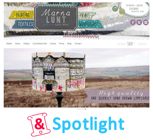 Marna Lunt &Stitches Spotlight
