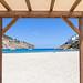 Ibiza - 27. Oasis Sa Tanca Ibiza. Cala Llonga beach
