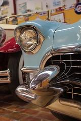 Detail Cadillac 1955
