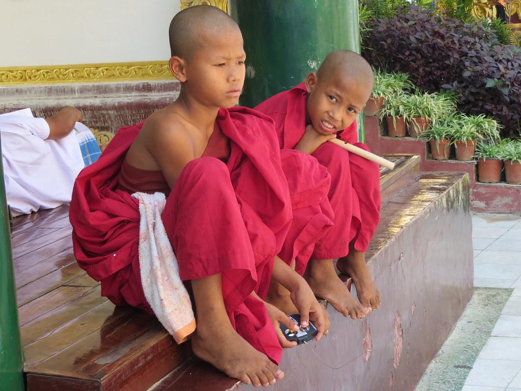 Bangkok ja Yangon 556