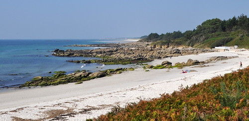 sea france beach nature landscape brittany begmeil