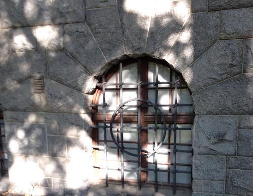 museon ikkuna