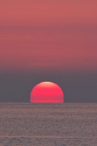 sunset sea italy panorama sun canon italia mare alba sole tamron rosso adriatico romagna 70300 cesenatico gatteo 60d