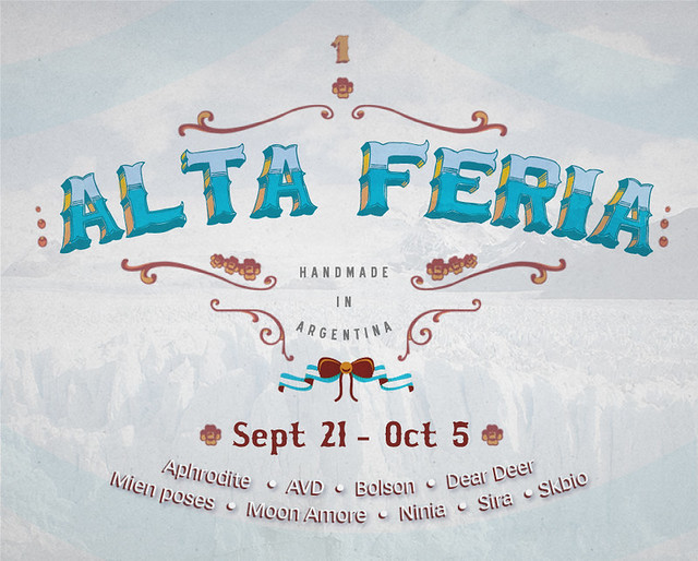 Alta Feria · Handmade in Argentina