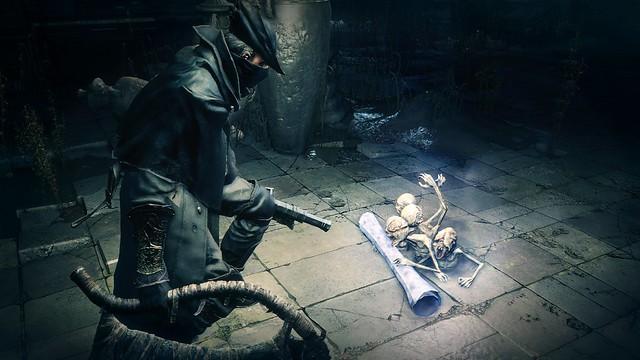 Bloodborne — дата выхода, новый трейлер и скриншоты