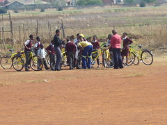 Johannesburg: On Your Bikes!