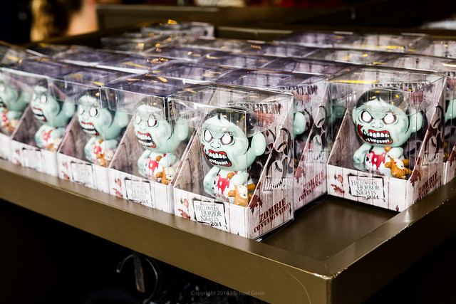 Halloween Horror Nights 2014 opening night at Universal Orlando
