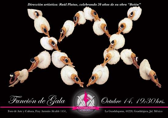 XX Aniversario de la academia de danza Yesica Monroy