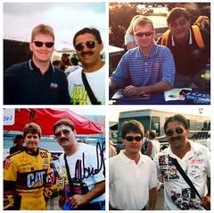 NASCAR, The Burton Brothers, Jeff, Ward,