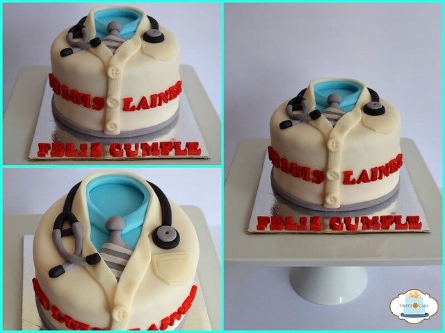 Doctor's Cake by Sweet Cake
