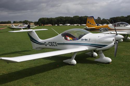 G-CBZX Dyn'Aero MCR-01 Sywell