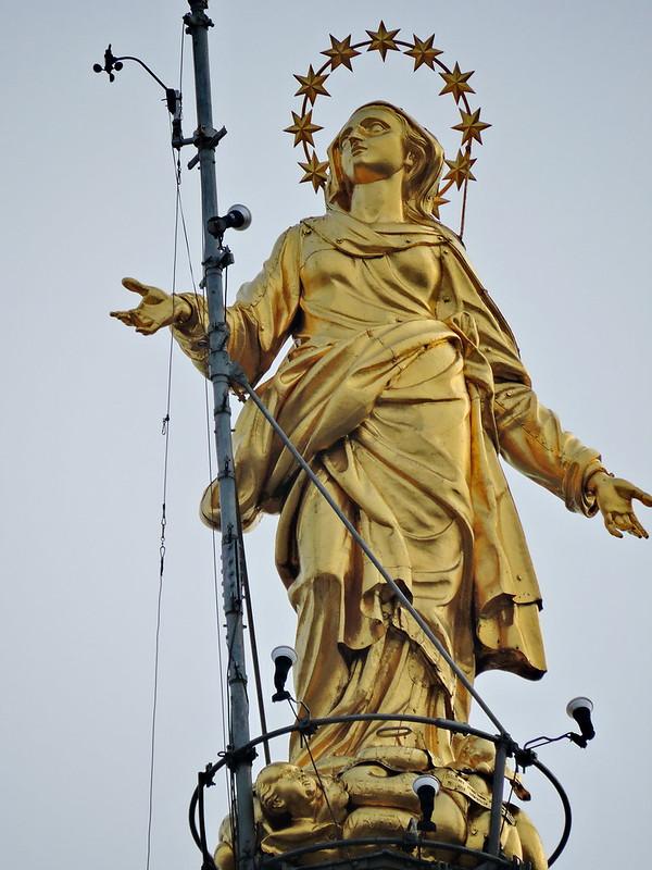 La Madonnina, Duomo di Milano