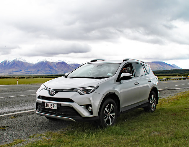 Hire Car Rav4